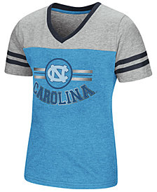 Colosseum North Carolina Tar Heels Pee Wee T-Shirt, Girls (4-16)