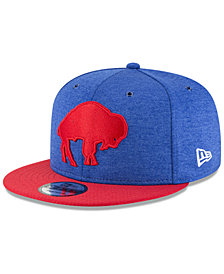 New Era Buffalo Bills On Field Sideline Home 9FIFTY Snapback Cap