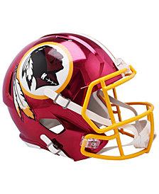 Riddell Washington Redskins Speed Chrome Alt Replica Helmet