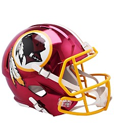 Riddell Washington Redskins Speed Chrome Alt Replica Helmet
