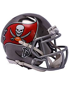 Riddell Tampa Bay Buccaneers Speed Chrome Alt Mini Helmet