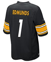 4aab1add9 Nike Men s Terrell Edmunds Pittsburgh Steelers Game Jersey