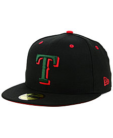 New Era Texas Rangers Italian 59FIFTY FITTED Cap