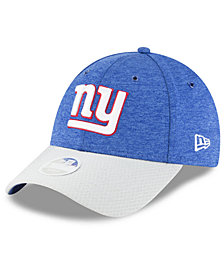 New Era Women's New York Giants On Field Sideline Home 9FORTY Strapback Cap