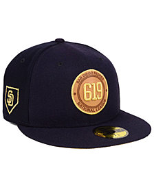 New Era San Diego Padres Area Patch 59FIFTY Fitted Cap