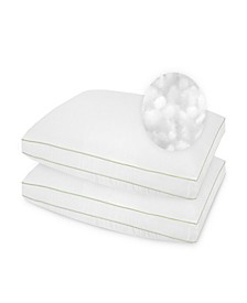 2 Pack SofLoft Firm Density Pillow Collection