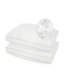 SensorPedic 2 Pack SofLoft Firm Density King Pillow