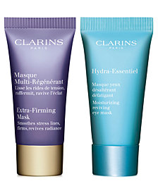 Celebrate National Relaxation Day with Clarins! Free 2 pc gift with $65 Clarins purchase