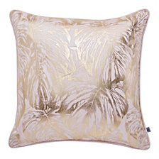 Graham & Brown Troplical Leaves Pillow