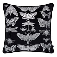 Graham & Brown Gothic Bugs Pillow