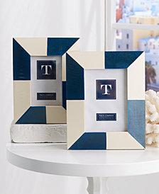 Color Block Set of 2 Photo Frames Includes 2 Sizes