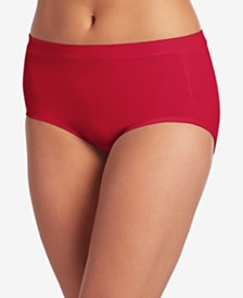 Jockey Cotton Stretch Brief 1556, Created for Macy's, also available in extended sizes