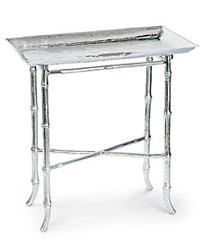 Aluminum Side Table, Quick Ship