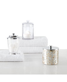 JLA Home Cotton Jar Bath Collection, Created for Macy's