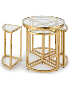 Majestic 5-Pc. Side Table Set, Quick Ship