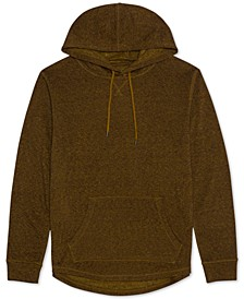 Men's Cash Textured Fleece Hoodie