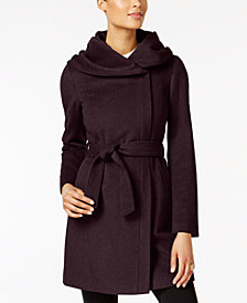 Cole Haan Signature Asymmetrical Walker Coat