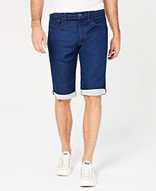 G-Star Raw 3301 Destructed Denim Shorts, Created for Macy's
