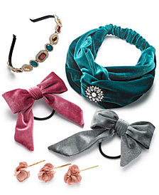 I.N.C. Casual Fashion Hair Accessories, Created for Macy's