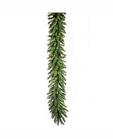 50' Cheyenne Artificial Christmas Garland Unlit