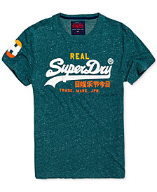 Superdry Men's Vintage Logo Tri Graphic T-Shirt