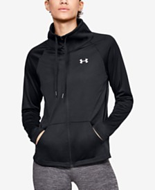 Under Armour Women's Tech Full Zip