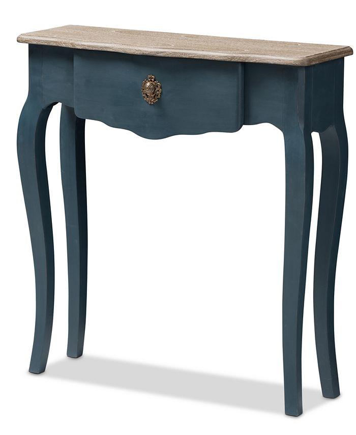 Furniture - Mazarine Console Table, Quick Ship