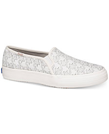 Keds Women's Double Decker Slip-On Fashion Sneakers