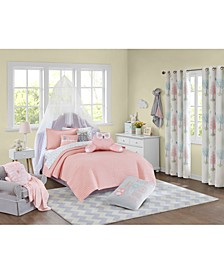 Verona Quilt Mini Set Full/Queen, Created for Macy's