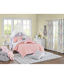 Urban Dreams Verona Quilt Mini Set Full/Queen, Created for Macy's