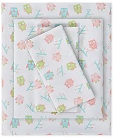 Verona 4-Pc. Printed Full Sheet Set, Created for Macy's