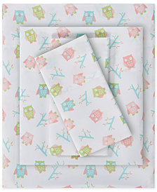 Urban Dreams Verona 3-Pc. Printed Twin Sheet Set, Created for Macy's