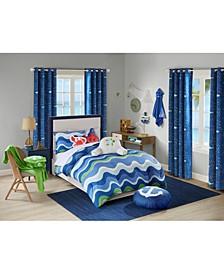 Ocean Adventures Full/Queen Comforter Mini Set, Created for Macy's