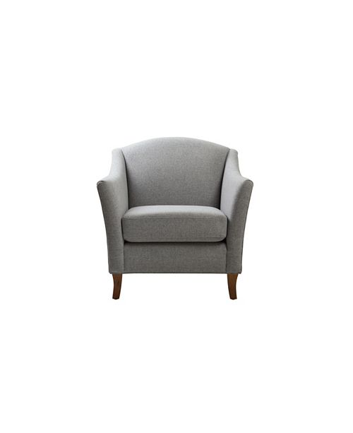 Jennifer Taylor Home Julian Recessed Arm Accent Chair