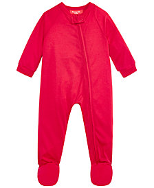Matching Family Pajamas Infants Footed Pajamas, Created For Macy's