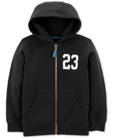 Carter's Little & Big Boys Front-Zip Hoodie