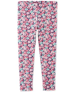 Carters Toddler Girls FloralPrint Leggings