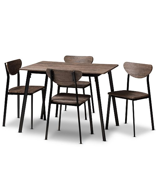 Furniture Ornette 5-pc Dining Set