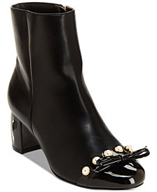 Nanette by Nanette Lepore Nikita Booties, Created for Macy's