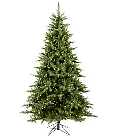4.5' Camdon Fir Artificial Christmas Tree with 300 Warm White LED Lights