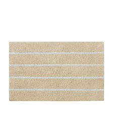 "Madison Park Adrien 24"" x 40"" Cotton Tufted Stripe Rug"