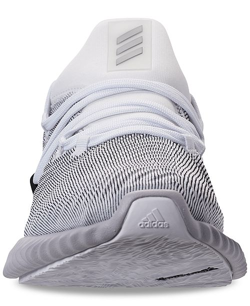quality design 57de9 c6c7f ... adidas Mens AlphaBounce Instinct Running Sneakers from Finish ...