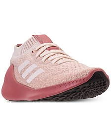 info for d8585 2c6df adidas Womens PureBOUNCE+ Running Sneakers from Finish Line