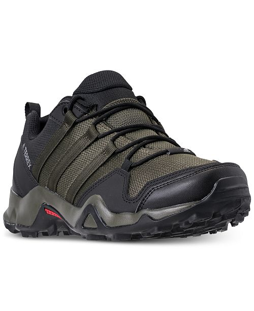 detailed look 2653a 5defd ... adidas Men s Terrex AX2R Trail Sneakers from Finish ...