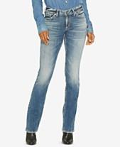 c38a18a3 Silver Jeans Co. Suki Slim Bootcut Jeans