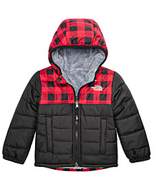 The North Face Toddler Boys Hooded Reversible Chimbo Jacket