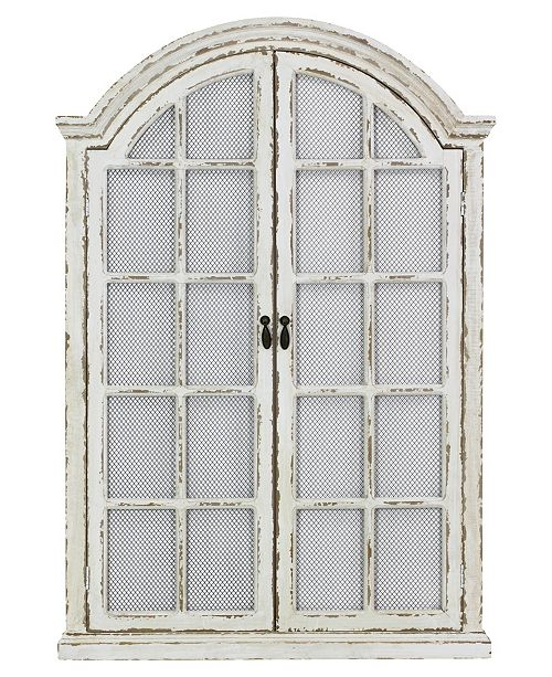 Aspire Home Accents Emily Window Wall Mirror
