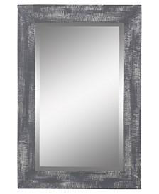 Morris Wall Mirror - Gray 30 x 20