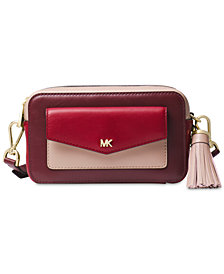 MICHAEL Michael Kors Pocket Tricolor Camera Bag