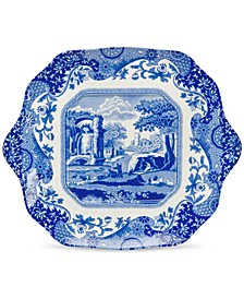 Dinnerware, Blue Italian English Bread and Butter Plate